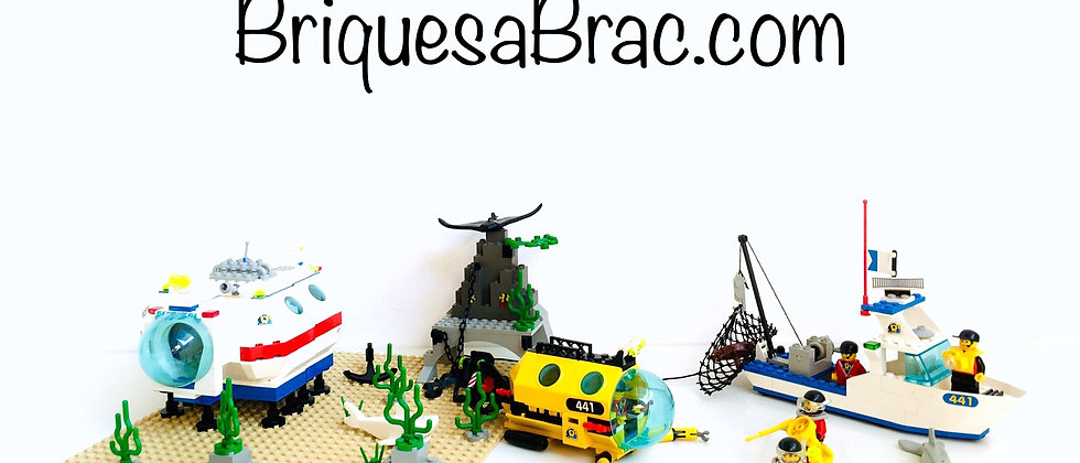 LEGO ® CITY 6441 Deep Reef Refuge