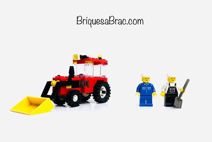 LEGO ® CLASSIC TOWN 1876 Soil Scooper