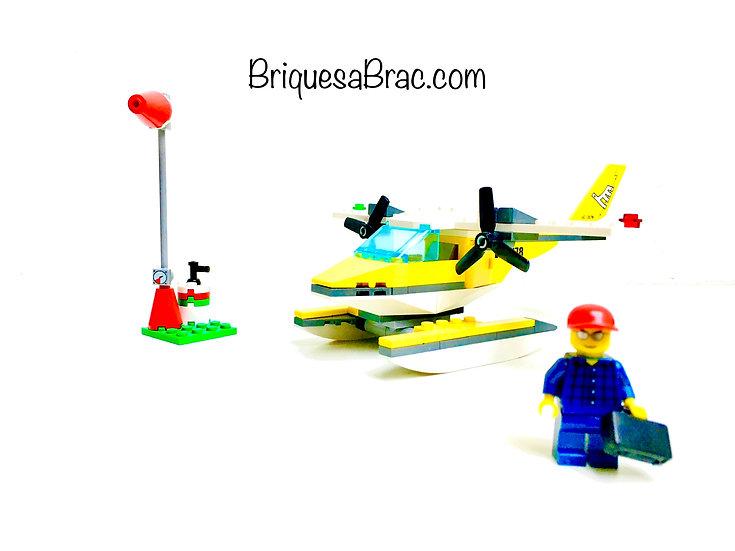 LEGO ® CITY 3178 L'Hydravion (Seaplane)