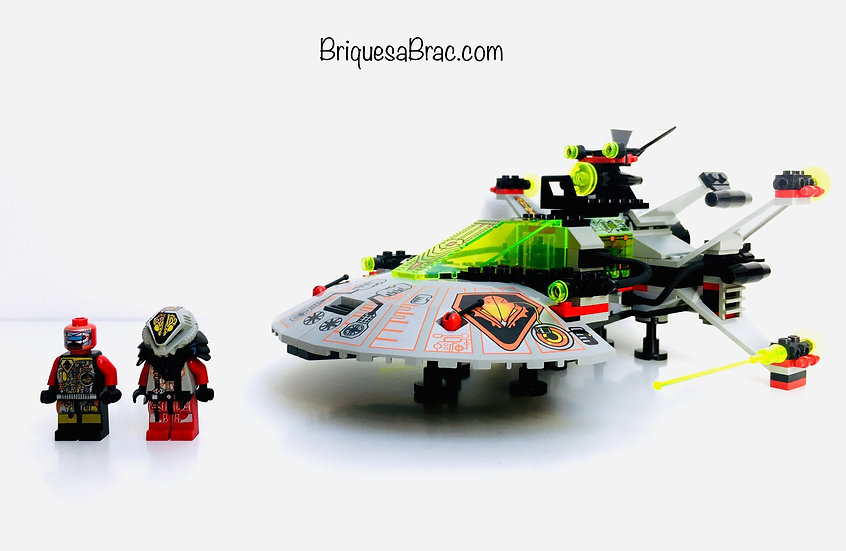 LEGO ® SPACE UFO 6915 Warp Wing Fighter