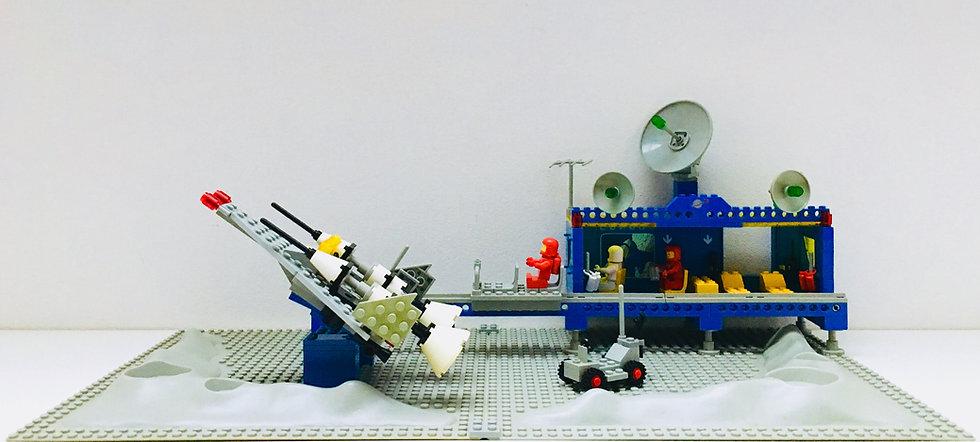 LEGO® 6970 SPACE CLASSIC Beta I Command Base