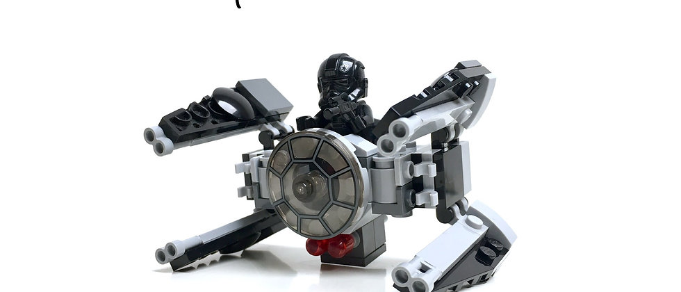 LEGO® STAR WARS 75031 Microfighters Serie 1 TIE Interceptor