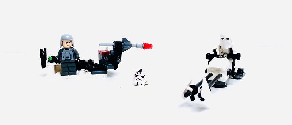 LEGO ® STAR WARS 8084 Snowtrooper Battle