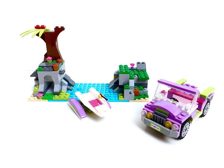 LEGO ® 41036 Jungle bridge rescue