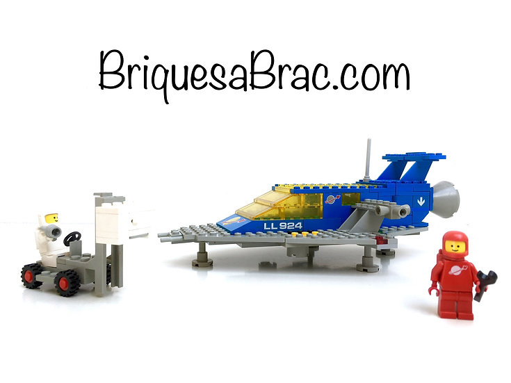LEGO ® CLASSIC SPACE 924 Space Cruiser
