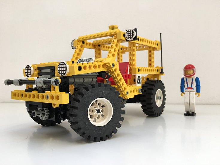 LEGO® 8850 Rally Support Truck