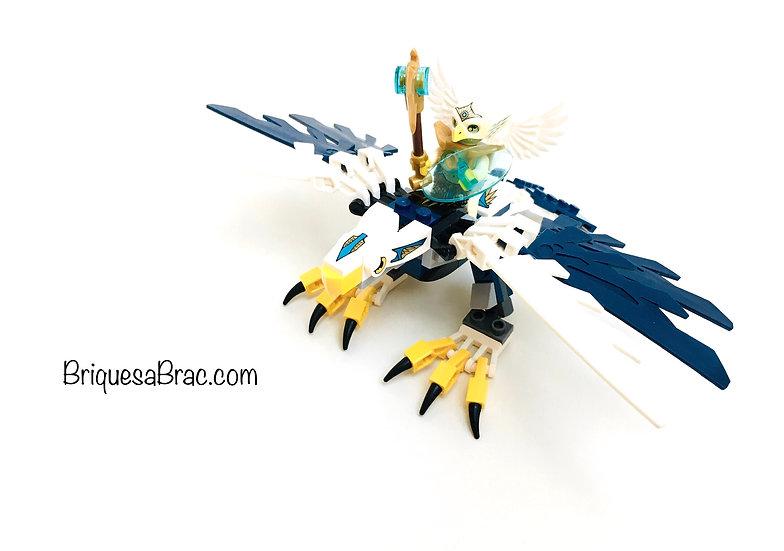 LEGO ® LEGENDS OF CHIMA 70124 Eagle Legend Beast