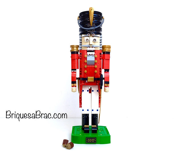 LEGO ® EXCLUSIF 4002017 The Nutcracker