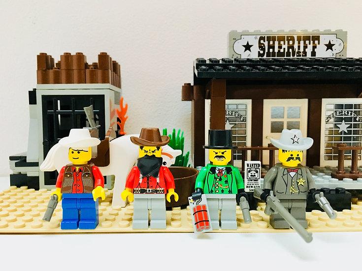LEGO® 6755 Sheriff Lock-Up
