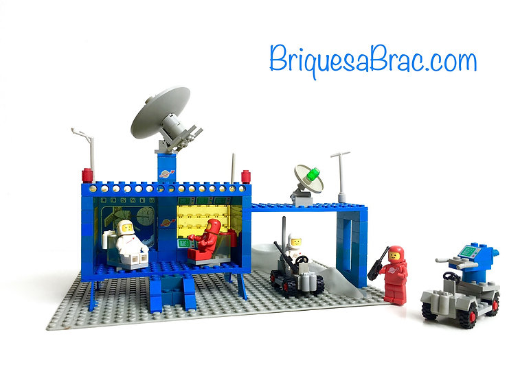 LEGO ® CLASSIC SPACE 926 Space Command Center