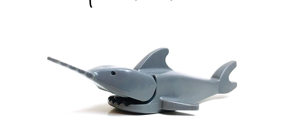 LEGO ® MINIFIGS 6299-22 Le Requin scie (2547c02 Sawfish)