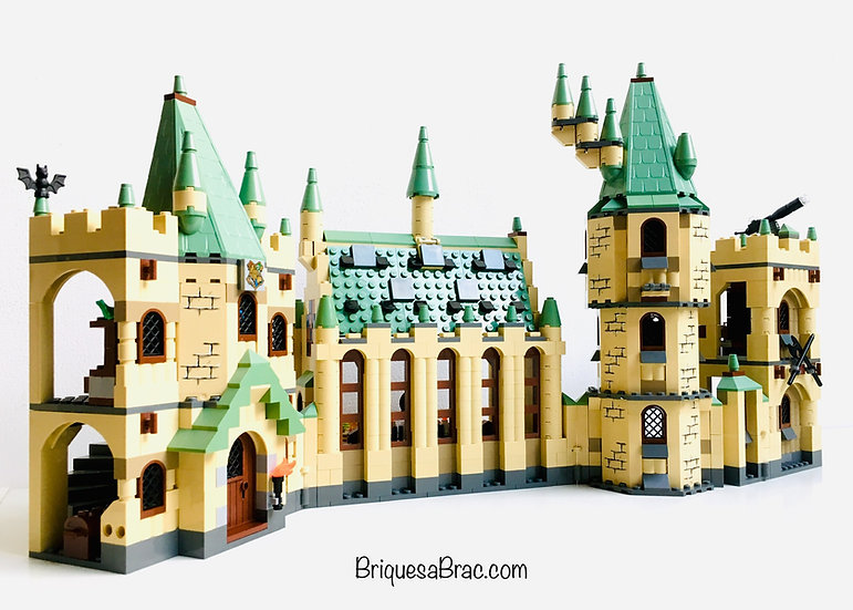 LEGO ® HARRY POTTER 4842 Hogwarts Castle (4th edition)