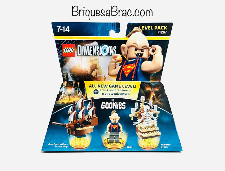 LEGO ® DIMENSIONS 71267 Level Pack The Goonies