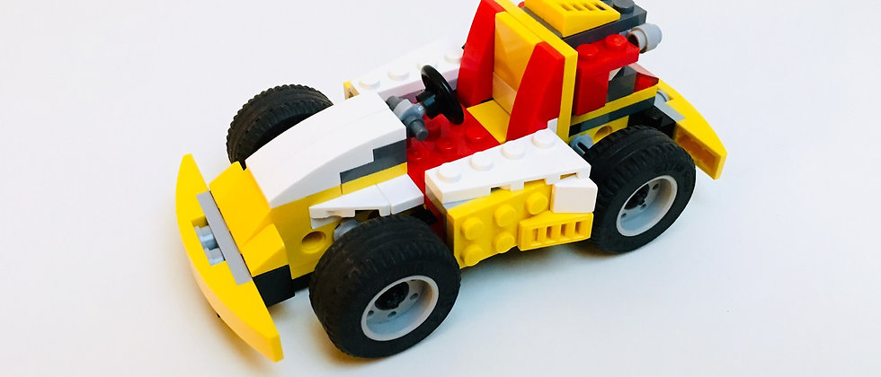 LEGO ® CREATOR 3EN1 31002 Le Super Racer