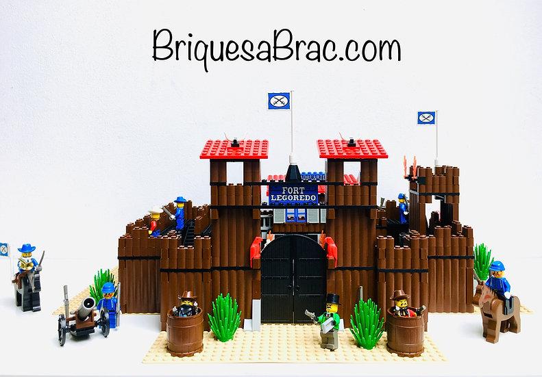 LEGO ® WESTERN 6769 Fort Legoredo