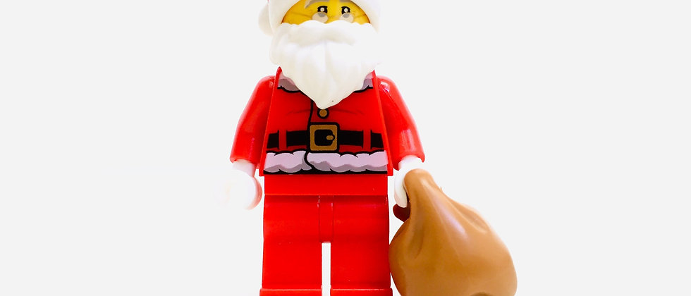 LEGO ® MINIFIGS 60155-25 Santa Advent Calendar 2017