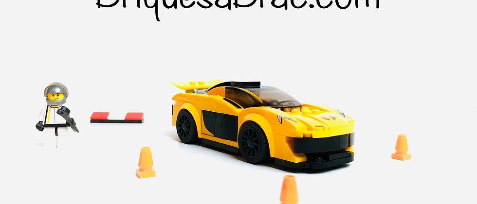 LEGO ® SPEED CHAMPIONS 75909 McLaren P1