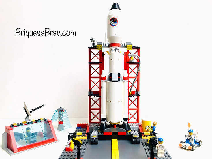 LEGO ® CITY 3368 Le Centre Spatial (Space Center)
