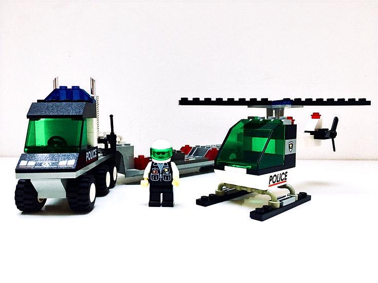 LEGO ® CITY JUNIORS 6328 Le Transport de l'hélicoptère