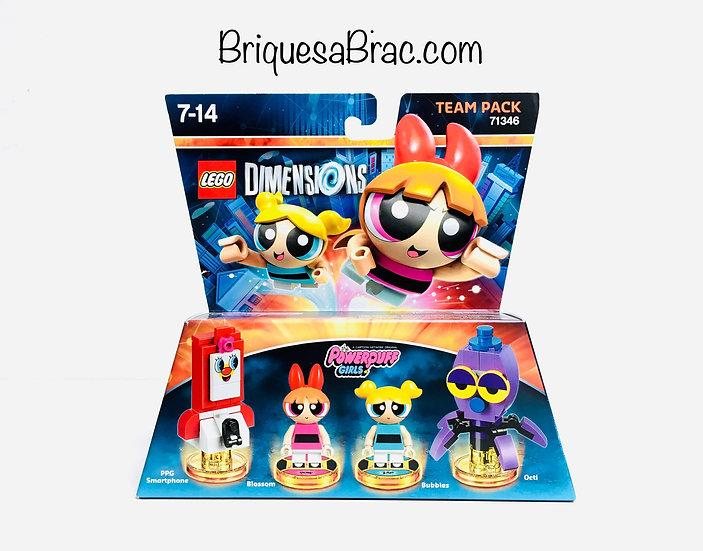 LEGO ® DIMENSIONS 71346 The Powerpuff Girls