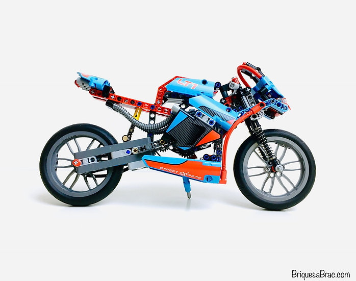 LEGO® TECHNIC 42036 Street Motorcycle (Occasion)
