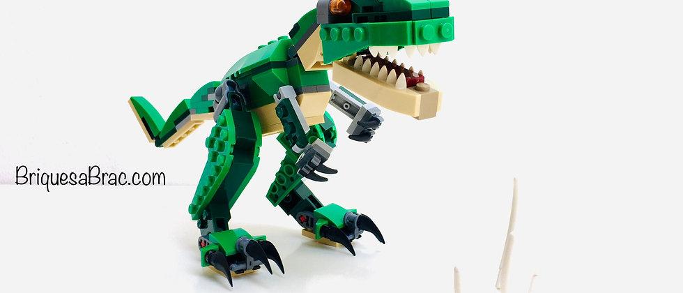 LEGO ® CREATOR 3EN1 31058 Le Dinosaure Feroce