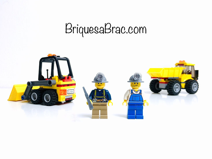 LEGO ® CITY 4201 Loader and Tipper