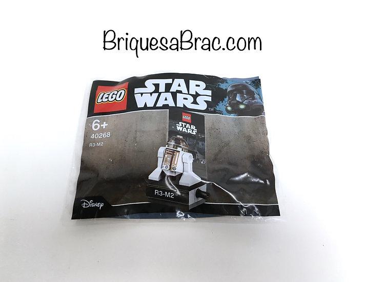 LEGO® STAR WARS 40268 R3-M2 (Neuf)