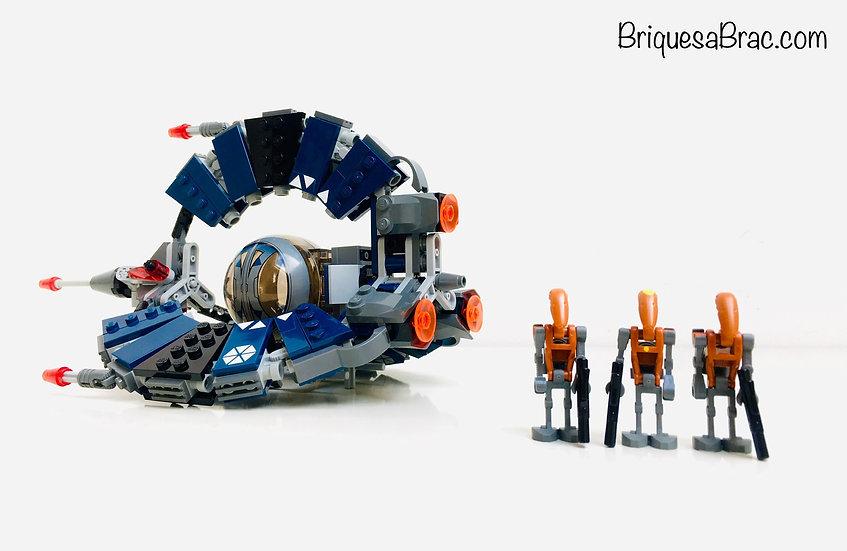 LEGO ® STAR WARS 8086 Droid Tri-Fighter