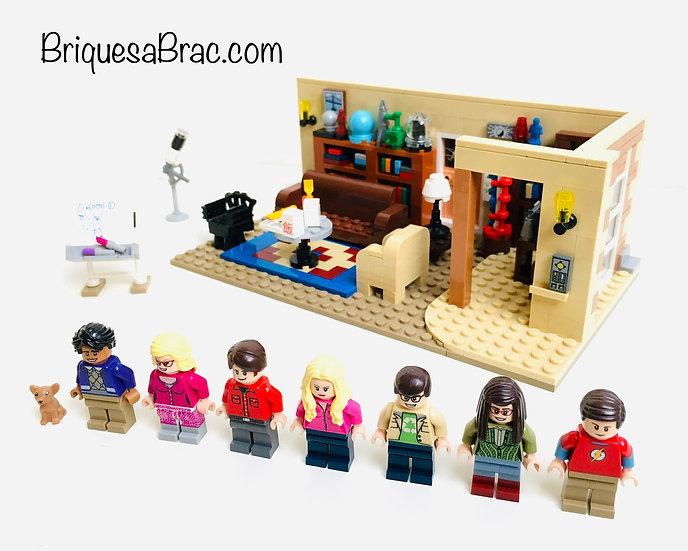 LEGO ® IDEAS 21302 The Big Bang Theory