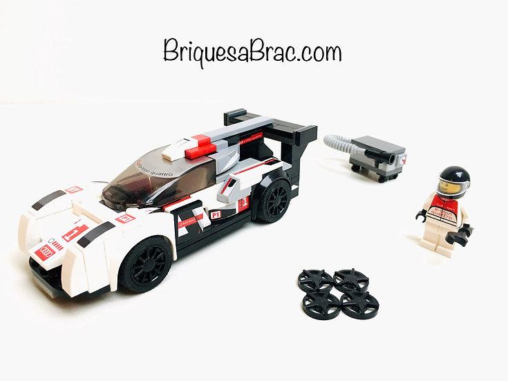 LEGO ® SPEED CHAMPIONS 75872 Audi R18 e-tron quattro