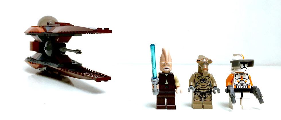 LEGO ® STARWARS 7959  Geonosian Starfighter