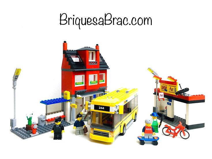LEGO ® CITY 7641 Le Centre Ville (City Corner)
