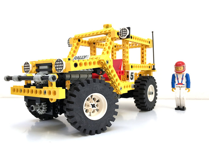LEGO® TECHNIC 8850 Rally Support Truck