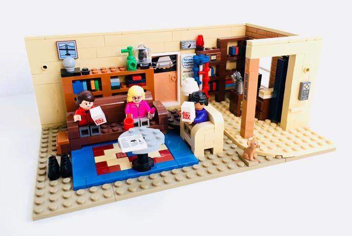 LEGO@ 21302 The Big Bang Theory