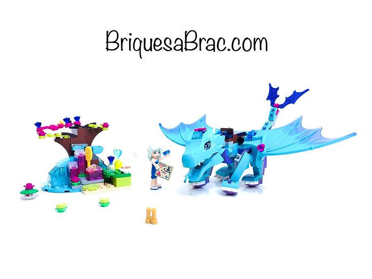 LEGO ® ELVES 41172 L'aventure de Merina et son Dragon d'eau