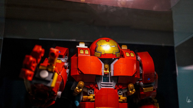BriquesaBoX Hulkbuster UCS