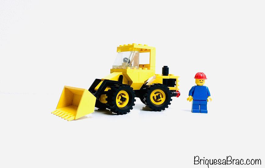 LEGO ® CLASSIC TOWN 6658 Bulldozer