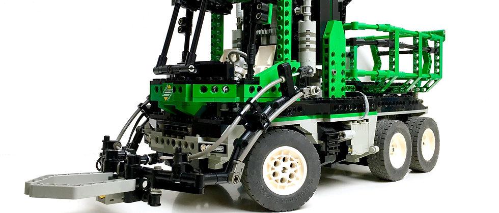 LEGO ® TECHNIC 8479 Barcode Multi-Set Code Pilot