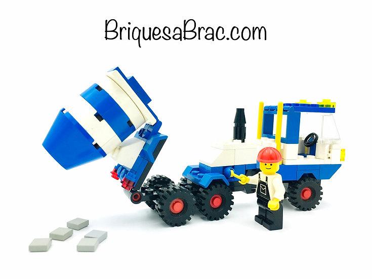 LEGO ® CLASSIC TOWN 6682 La Bétonnière (Cement Mixer)