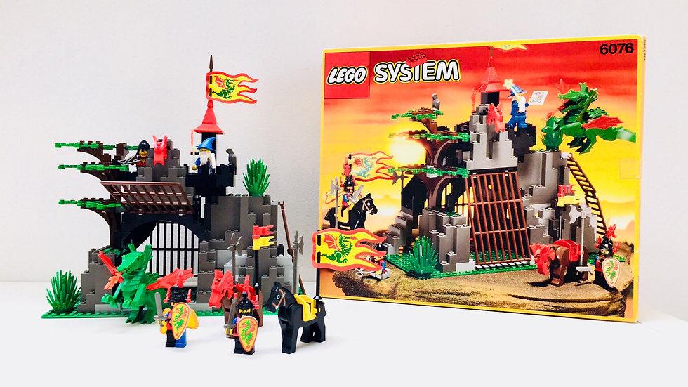 LEGO® 6076 La grotte du Dragon