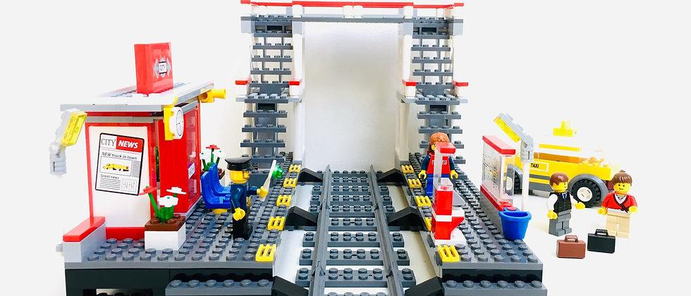 LEGO@ CITY 7937 Train Station