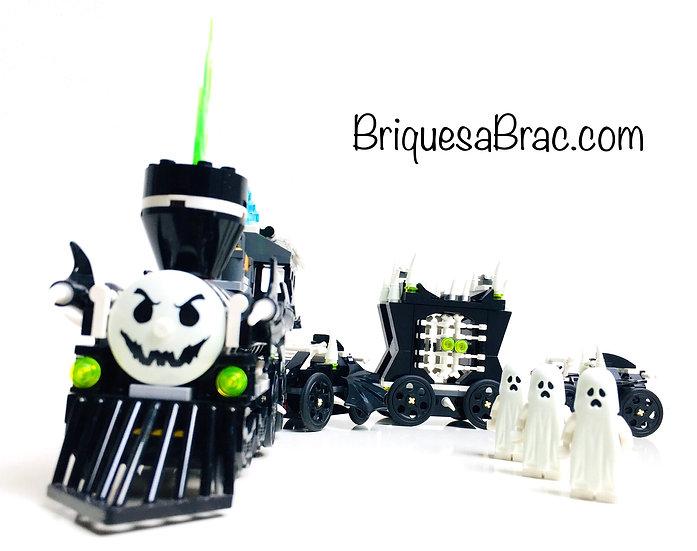 LEGO ® MONSTER FIGHTERS 9467 Le Train Fantôme