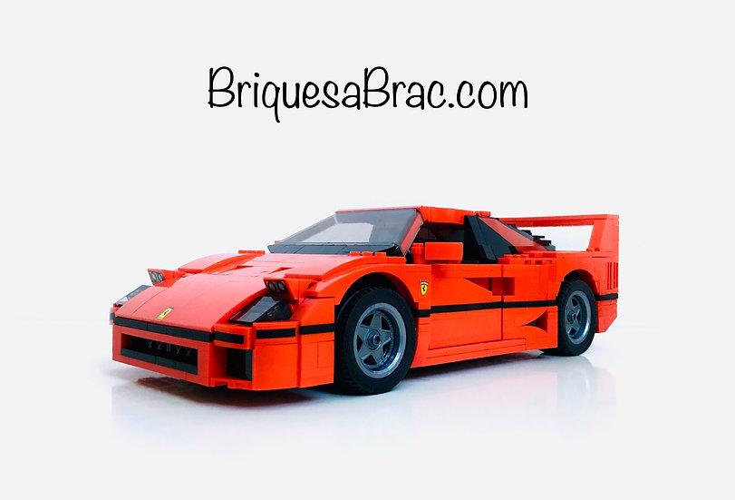 LEGO ® CREATOR 10248 Ferrari F40