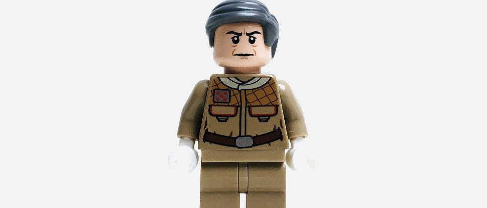 LEGO ® MINIFIGURINES Advent Calendar General Rieekan 75056-19