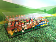 Vitrine BriquesaBoX sur mesure collection figs FABULAND LEGO®
