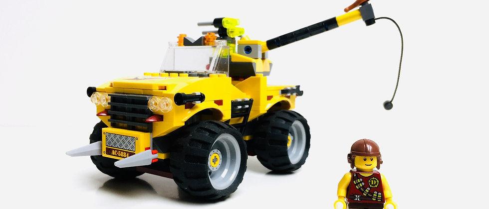 LEGO ® DINO 5884 Raptor Chase
