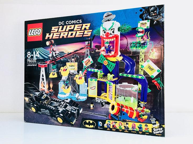 LEGO® 76035 JokerLand