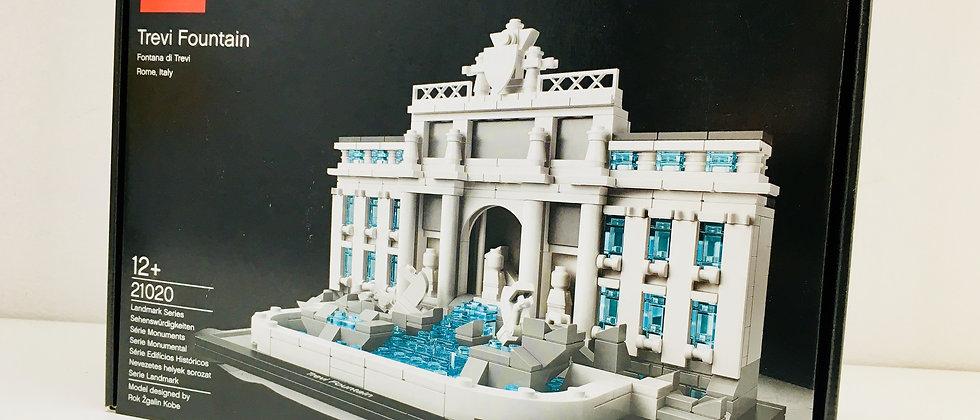 LEGO® 21020 La Fontaine de Trevi