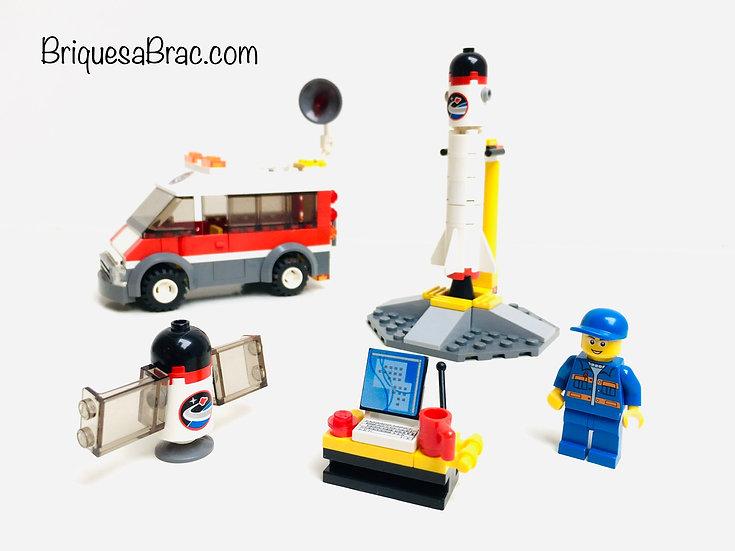 LEGO ® CITY 3366 L'air de lancement